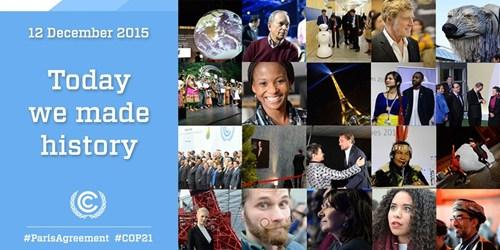indaba conferencia cambio climatico paris 2015